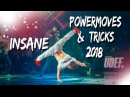 INSANE POWERMOVES AND TRICKS 2018 BEST BBOY COMPILATION PAAW