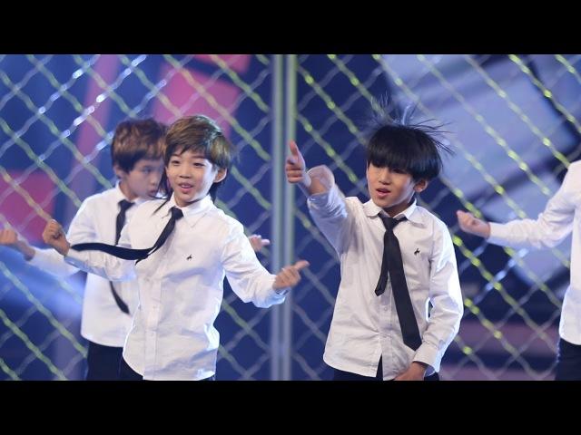 2015.7.25 Dragon Boys 龙拳小子 宝贝大赢家 模仿秀 防弹少年团《男子汉》BTS Boy In Luv