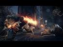 Поход пироманта Dark Souls 3 Гундир и Вордт из холодной долины