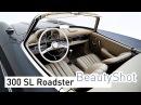 BRABUS Classic - Mercedes Benz 300 SL Roadster | BeautyShot