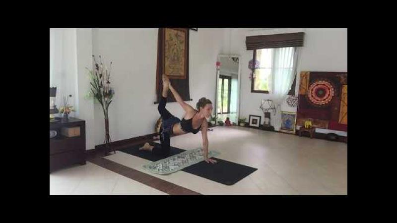 Хатха йога Начальный уровень сложности