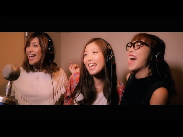 Tiara - My Girl Friends (Tiara × AZU × MAY'S)