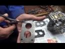 УСТАНОВКА Как ПРАВИЛЬНО переделать прокладки от ВАЗ для ГАЗ карб 4178 30
