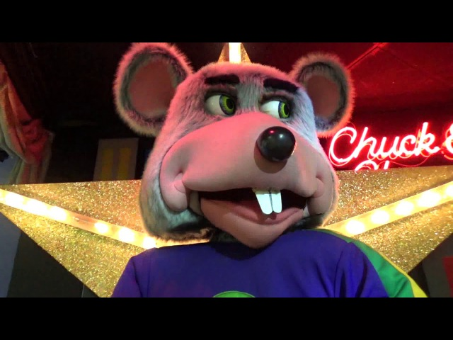 Chuck E Cheese - Every Boy, Every Girl (Xtreme Close Up Version) - Alb. Rd CLT NC - Show 5, 2017