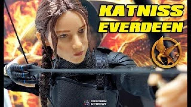 Star Ace Katniss Everdeen 1/6 Jogos Vorazes Review BR / DiegoHDM