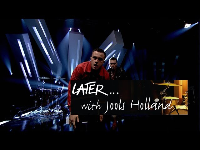 Slaves - Spit It Out - Later… with Jools Holland - BBC Two
