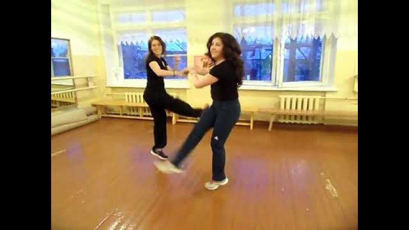 Танец стиляги Я люблю буги вуги , танцевальный фитнесс » Freewka.com - Смотреть онлайн в хорощем качестве