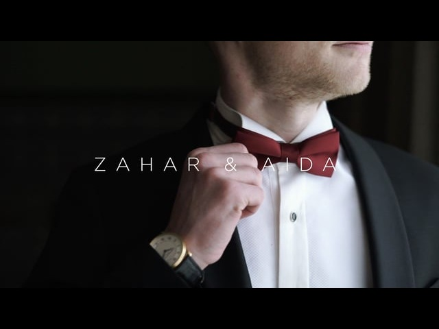 Zahar Aida WEDDING