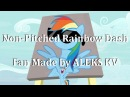 My Little Pony | Flawless (Russian Official) (Non-Pitched Rainbow Dash Fan Made)