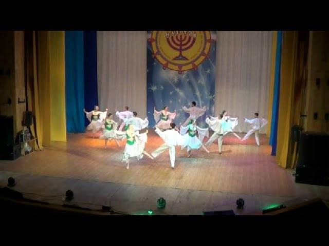 НТП 2 Ансамбль танца Мазлтов - Мечты об Израиле