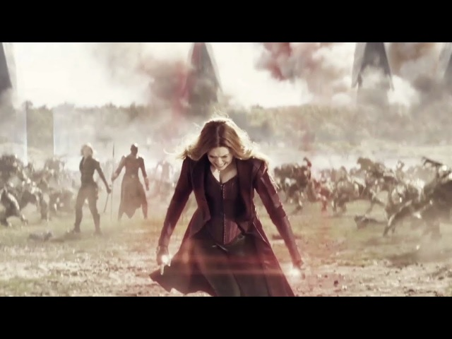 Avengers Infinity War Linkin Park Lying From You By Myself zwieR Z Remix Official Music Video