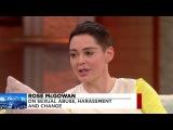 Шоу доктора Оз: Разговор Роуз МакГоуэн с Доктором Оз о предполагаемом сексуальном насилии I 01.02.18