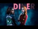 Cheryl Blossom Toni Topaz Never Gonna Stop You 2x10