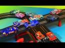 Тачки 3 Игрушки Гоночный Трек Молния Маквин Гонщики Много Машинок Дисней Видео д...