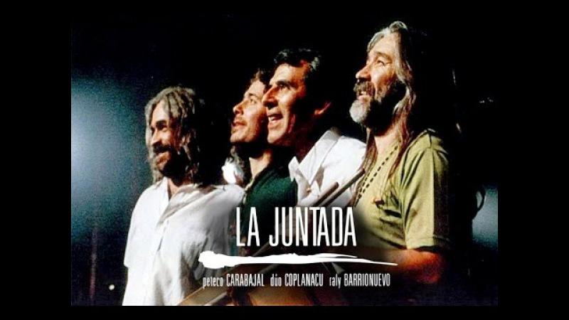 La Juntada - Raly Barrionuevo, Peteco Carabajal y Dúo Coplanacu