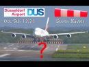 Unbelievable A380 storm crosswind landing - Excellent job or dubious landing