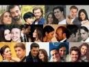 ТОП 25 самых лучших пар в истории турецких сериалов!! На каком месте твои любимчик...