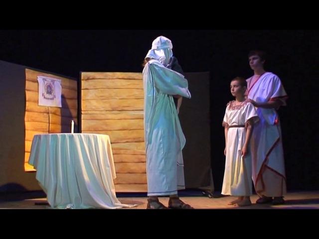 Д. Е. Гудзь Сказание о святом Павлине Милостивом. Премьера 27 апреля 2011 года.