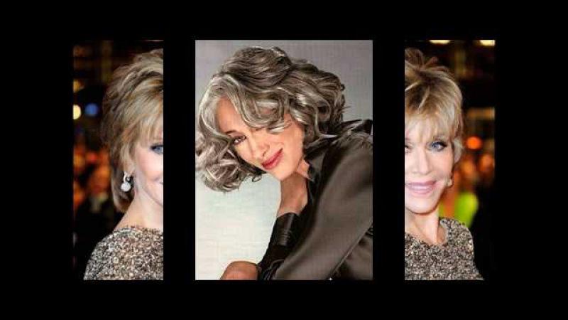 Жизнь после 50 лет 60 причёсок для женщин за 60