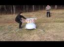 Статические испытания Летательного аппарата вертикального взлета и посадки 19 04 16