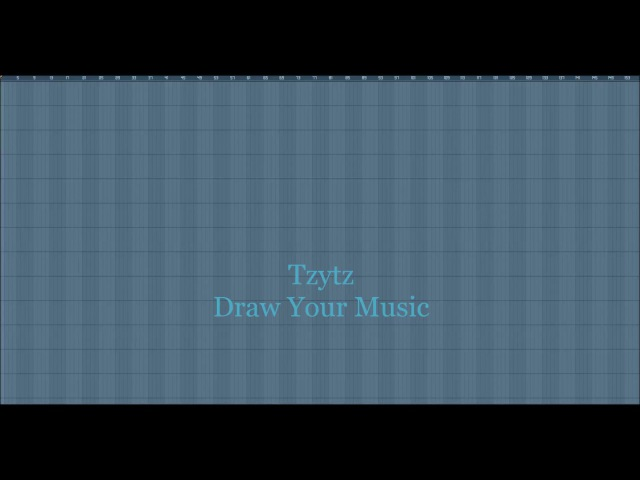 Tzytz - Draw Your Music
