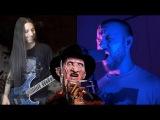 A Nightmare on Elm Street - Dream Warriors - Dokken (cover w Matt Turkington)