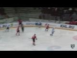 Моменты из матчей КХЛ сезона 1617  Гол. 11. Шумаков Сергей (Сибирь) сравнивает счет матча 04.10