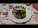 Салат оливье с курицей вкусный домашний рецепт