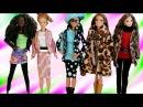 Модная одежда для кукол Барби ШУБЫ КИМОНО КИТАЙСКИЕ ПЛАТЬЯ