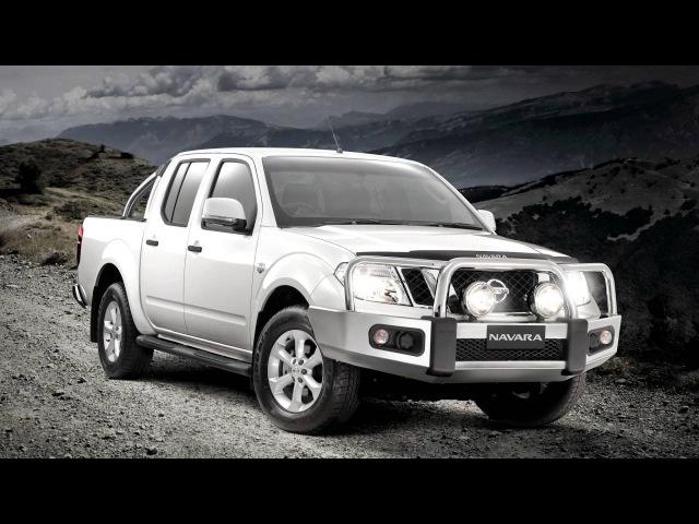 Nissan Navara Double Cab 25th Anniversary D40 2012