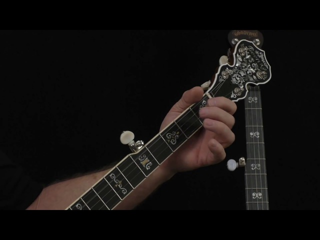 Deering Banjo Lessons - Clawhammer Method Part 2