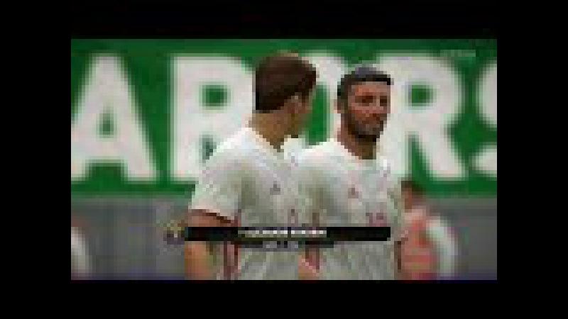 Прохождение FIFA 18 карьера Игрока:Игра за Геральта из Ривии - Часть 8: Матч за сборн ...