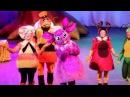 Детский спектакль Лунтик