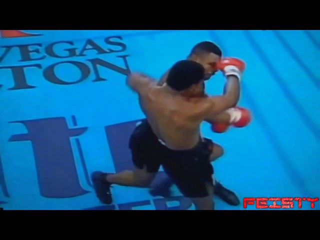 Mike Tyson Iron Mike Knockout