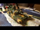 Покраска модели Т 72Б Звезда 1 35 Painting T 72B Zvezda 1 35