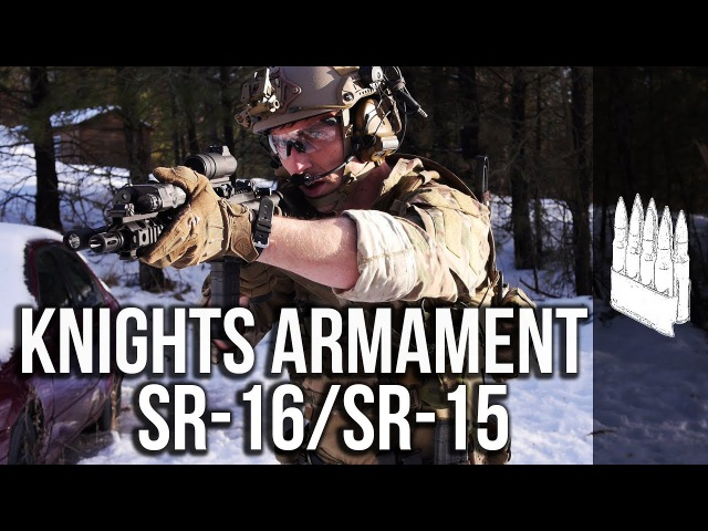 Knight's Armament SR-16 / SR-15 (The AR-15 evolved?)