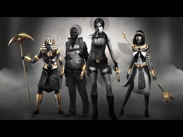 [NA] Lara Croft and the Temple of Osiris Launch Trailer