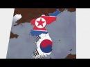 Coreia uma península dividida