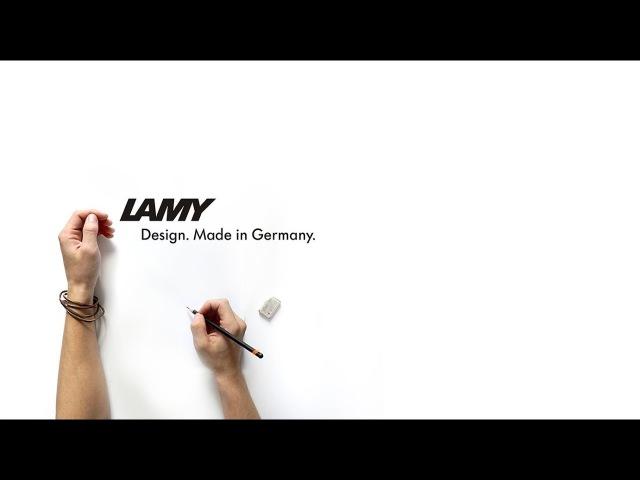 Как я использую ручку от Lamy    АртСкетчбук    LamyZinArt