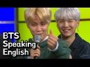 방탄소년단 웃긴 영어 모음ㅋㅋ (항상 자신감 넘침) | BTS Speaking English Compilation