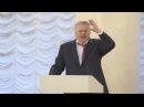 Грудинин реагирует на заявление Жириновского о трусливых