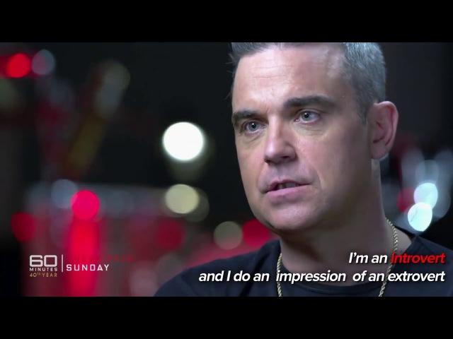 Robbie Williams - 60 Minutes Australia Interview (Preview)