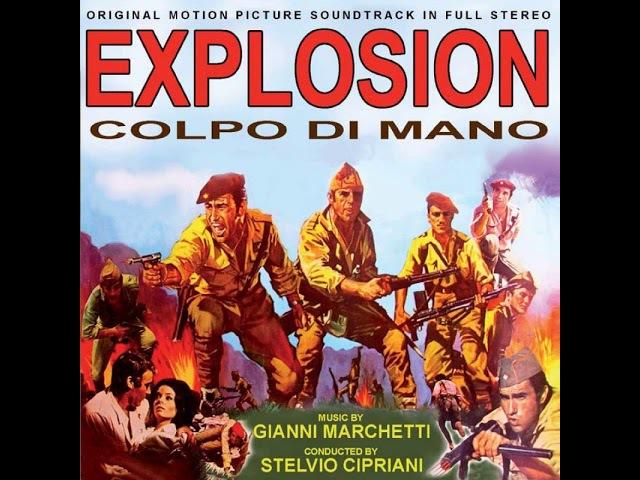Gianni Marchetti - Ballata per una vendetta e il silenzio della guerra