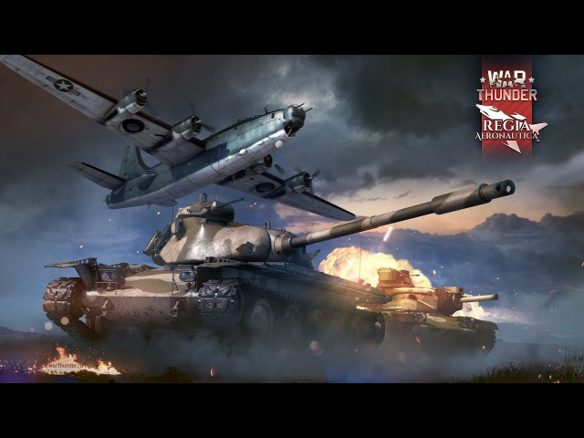 War Thunder РБ T32 KT105 ИС6 Conqueror