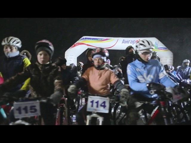 БАМ Ночная гонка Молодой Луны 2017, официальное видео