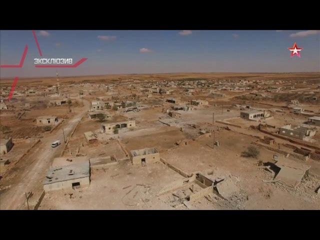 «Столица» секс рабынь ИГИЛ сразу после освобождения сирийской армией: кадры с в ...