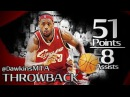 LeBron James Full Highlights 2006.01.21 at Jazz - NASTY 51 Pts For 21 Year-Old LBJ!