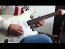 Emotional Melodic Guitar Solo 2 by Stel Andre (60fps)