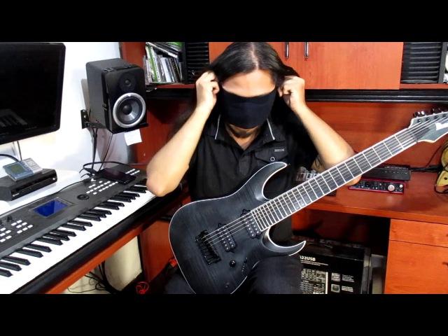 Skylasher - Lee Mckinney (Guitar Cover)