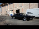 Victory burnout Supercharged Dodge Charger 68